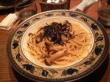 ファンガスとマイコロンのスパゲッティ