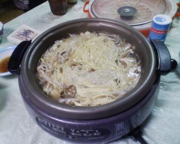 きのこ鍋002