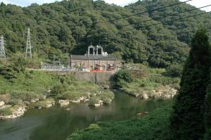 大河原発電所