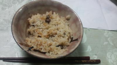 松茸ご飯H211004