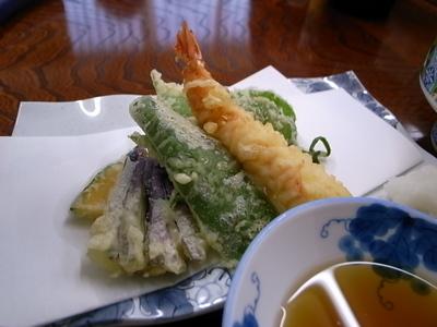 天ぷらうまい