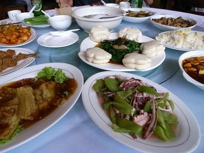 旅順田舎料理の全貌