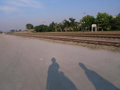 旅のロマンは線路の上にある