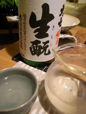 日本酒がおいしい季節です