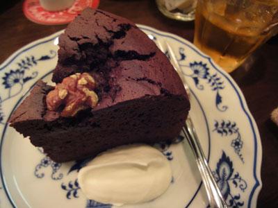 ちょこケーキ1