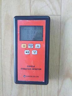 放射能測定機