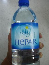 マグネシウム豊富な硬水HEPAR(エパー)