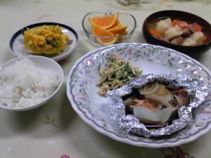 こいけホームの本日の夕食