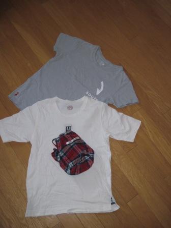 Tシャツ買いました