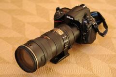 Nikon D700+70-200mm