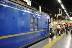 Hokutosei departure_15