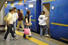 Hokutosei departure_11