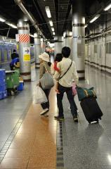 Hokutosei departure_10
