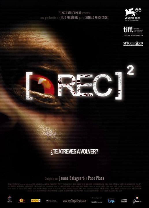 REC2 レック2