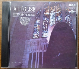 Richard Verreau 『A L'Eglise』