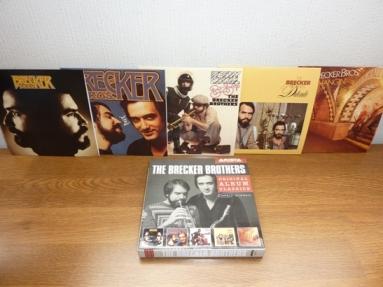 The Brecker Brothers 『Original Album Classics』
