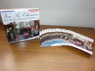 『Vive La Chanson』