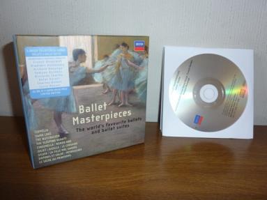 『Ballet Masterpieces』