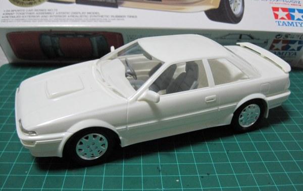 タミヤ AE92 トレノ
