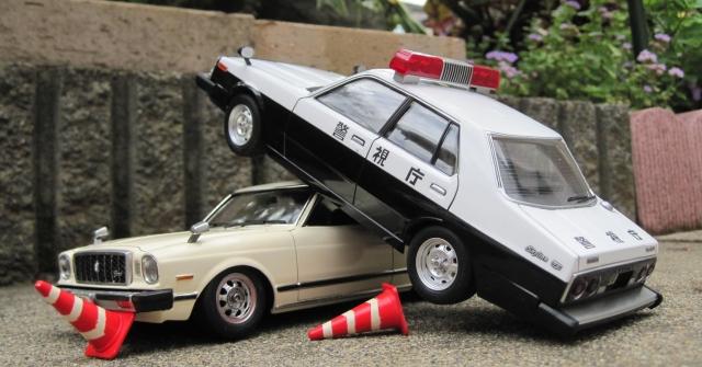 ジャパン パトカー
