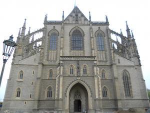 聖バルバラ大聖堂/Cathedral of St. Barbara