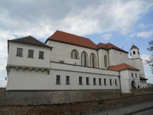 シュピルベルク城/Spilberk Castle