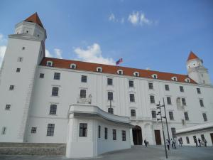 ブラチスラヴァ城/Bratislavsky hard