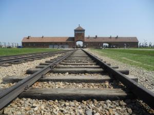 ビルケナウ/Birkenau「死の門」