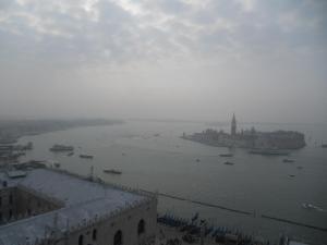 鐘楼/Campanile 上から見た風景