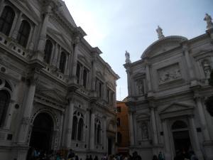 スクオーラ・グランデ・ディ・サン・ロッコ(大信者会)/Scuola Grande di San Rocco