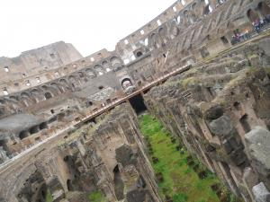 コロッセオ/Colosseo 内側