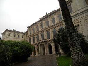 バルベリーニ宮/Palazzo Barberini