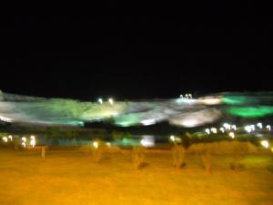 夜の観光名所/A famous sightseeing spot at night