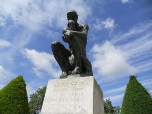 ロダン美術館外側/Musee Rodin outside