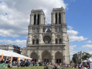 ノートルダム寺院/Cathedrale Notre-Dame de Paris
