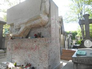 オスカー・ワイルドの墓/The grave of Oscar Wilde
