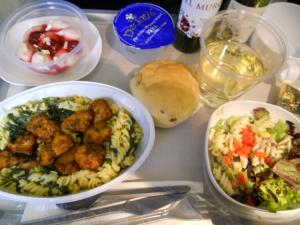 機内食/In-flight meal