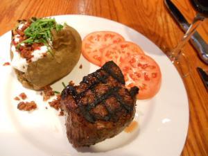 ステーキ/Steak of The Keg