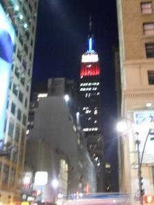 エンパイア・ステート・ビル/Empire State Building