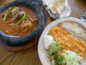 ボイジーメキシコ料理屋さん/Mexican restaurant in Boise