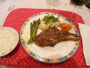 夜ご飯/A dinner