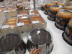 カスコのケーキ/Cakes in COSTCO