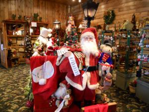 クリスマスグッズのお店/The store of Xmas goods