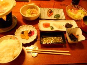 朝ごはん/Breakfast