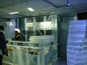 銀座「ICEBAR TOKYO BY ICEHOTEL」2