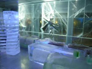 銀座「ICEBAR TOKYO BY ICEHOTEL」5