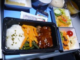 ノースウエスト航空 成田→サンフランシスコ2