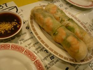 シスコのベトナム料理1