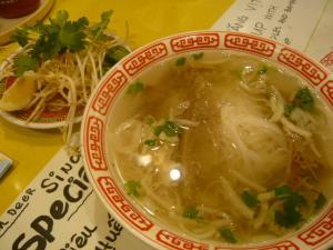 シスコのベトナム料理2