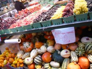 バンクーバーのパブリックマーケット2